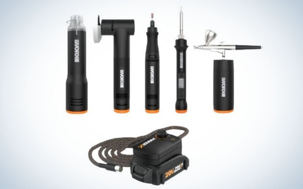 The MAKERX Ultimate Combo Kit is the best for makers.