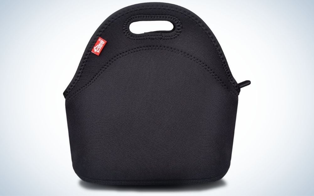 The Reusable Neoprene Lunch Box is the best budget lunch box.