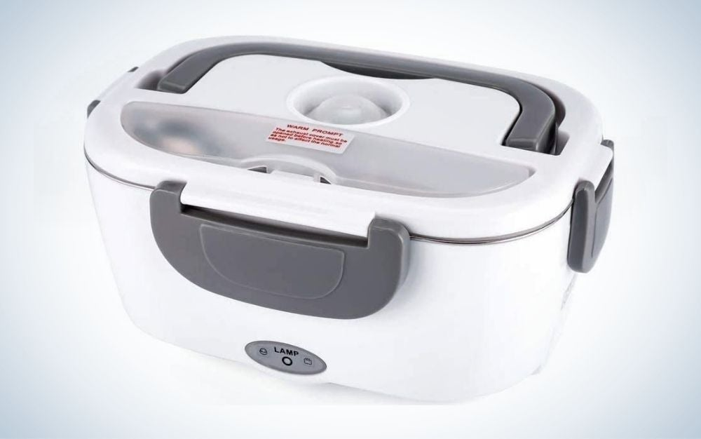 The U-Miss Electric Lunch Box for Car and Home is the best for workers in the field.