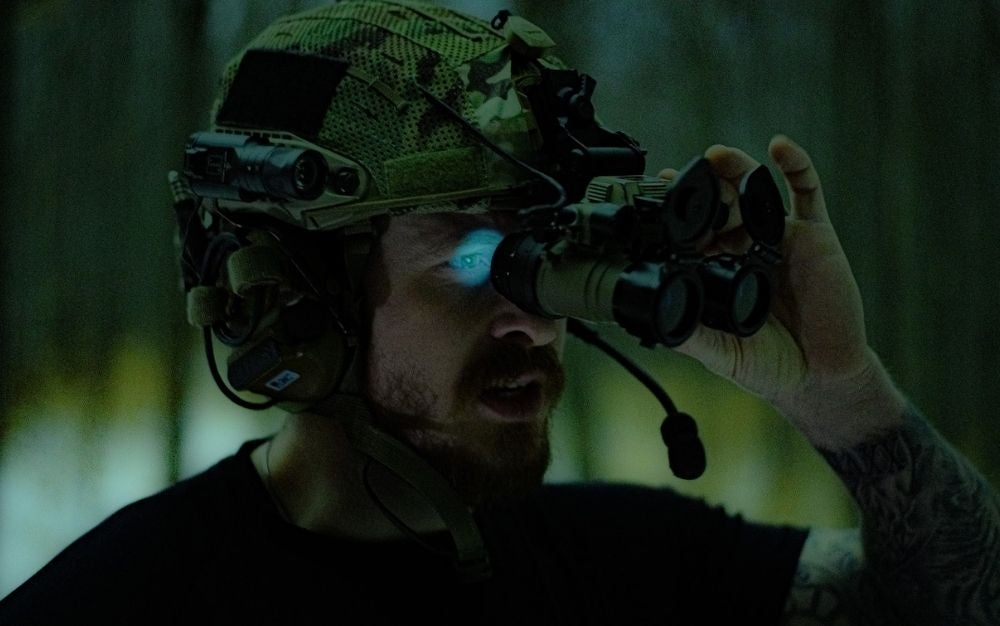 Explore the galaxy with the best night vision goggles.