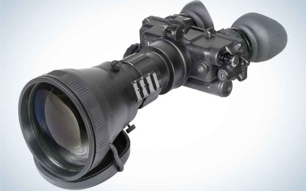 AGM Global Vision Foxbat LE6 NL1 are the best night vision goggles for military