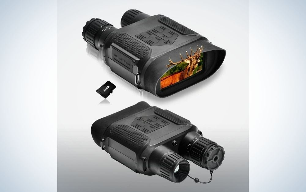 The Solomark Night-Vision Binoculars are the best night vision goggles