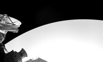 A probe destined for Mercury ended up rubbernecking Venus