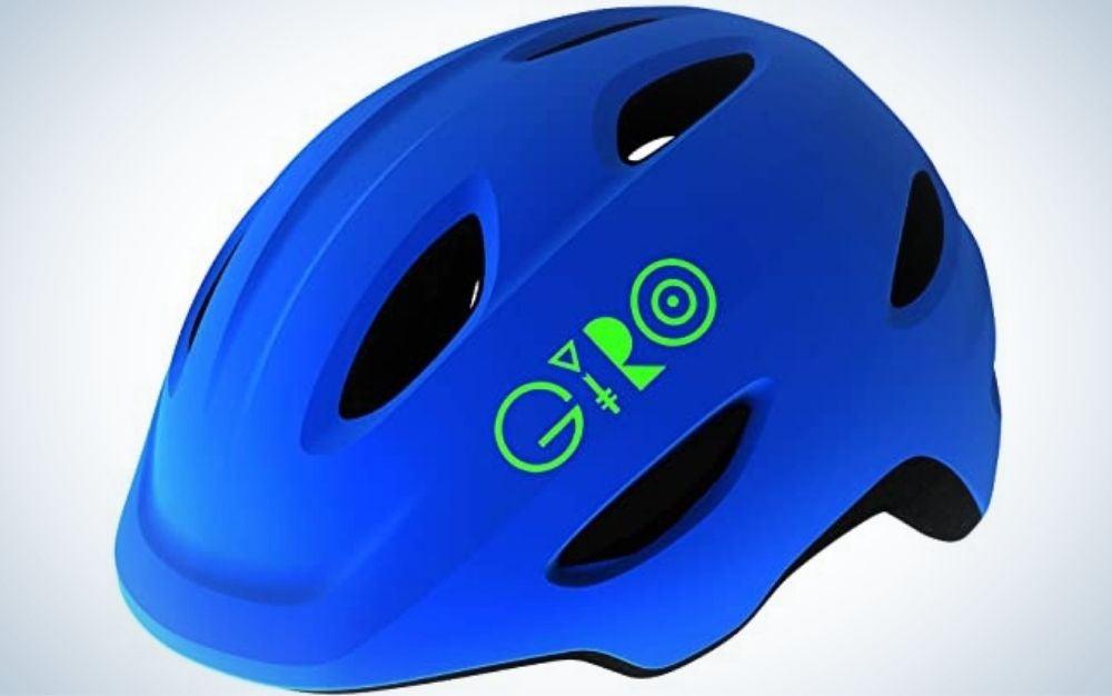 The Giro Scamp is the best bike helmet for kids.