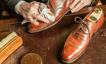 A complete guide to shining your fancy leather shoes