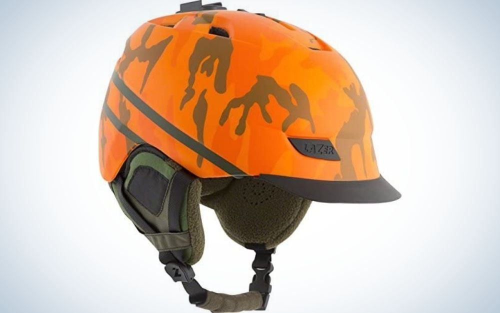 Lazer Dissent is the best bike helmet for cold weather.