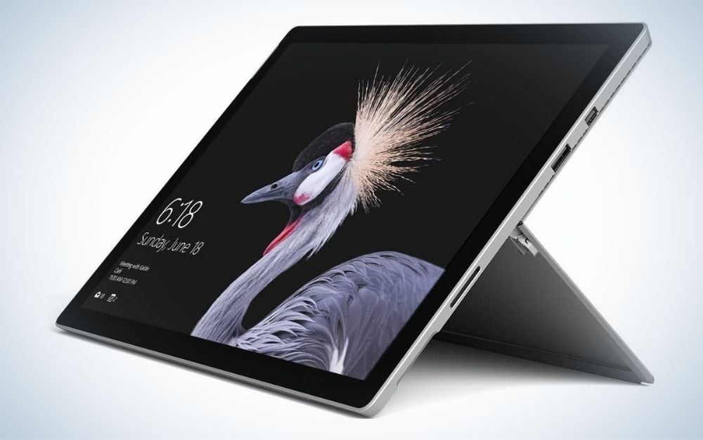 The Microsoft Surface Pro LTE is the best laptop for college with 4G LTE or 5G.