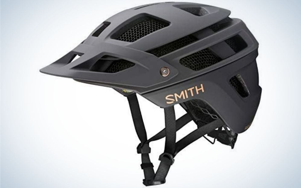 The Smith Optics Forefront 2 MIPS is the best bike helmet for mountain bikes.