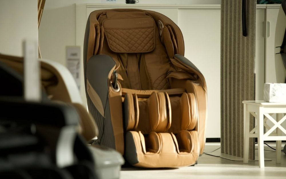 Unwind at home with the best massage chair.
