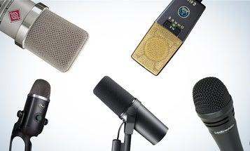 Best vocal microphones of 2021
