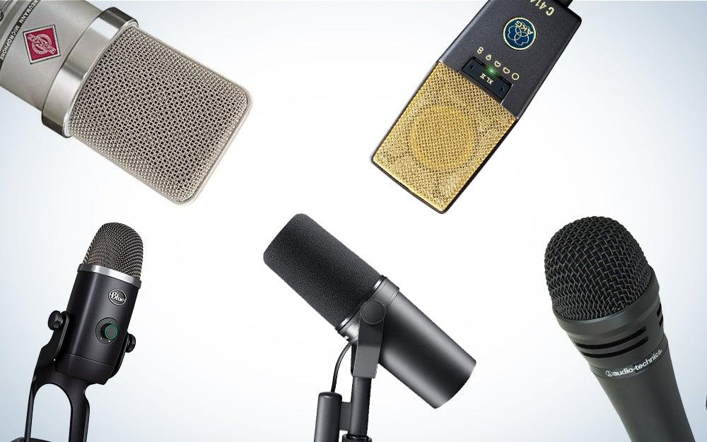 best microphones for vocals