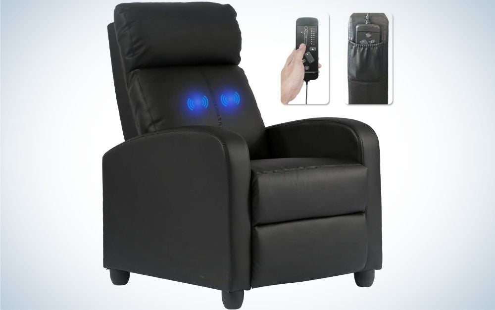 The BestMassage Recliner Chair is the best massage chair on a budget.