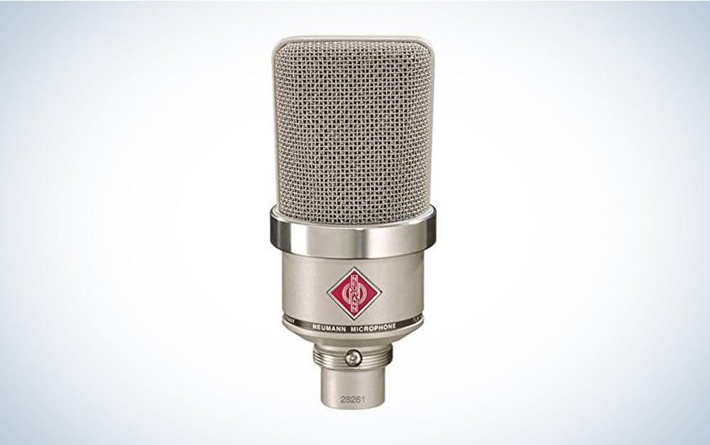 neumann tlm condenser is the best microphone for vocals