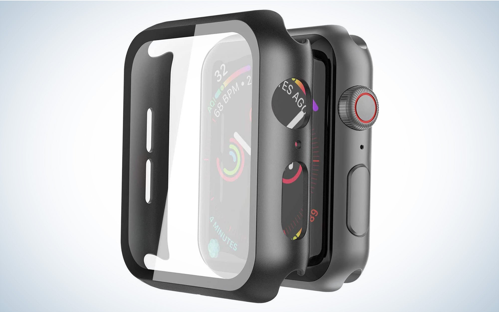 Mixsi is our pick for the best Apple Watch case