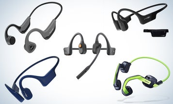 The best bone-conduction headphones for sound and safety