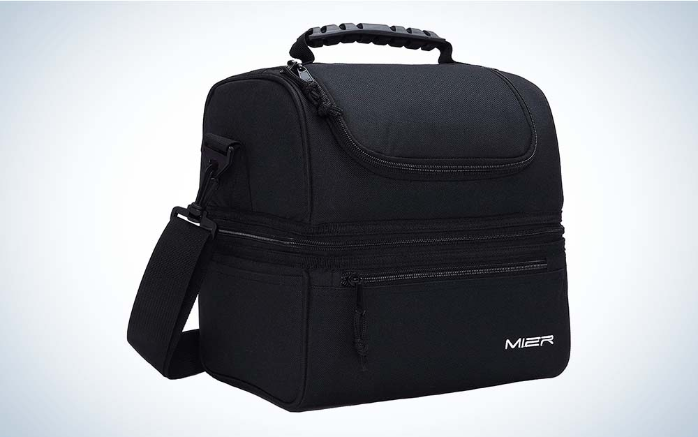 The Mier Adult Insulated lunch box is the best overall.