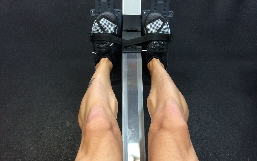 Pretend you're on the water at home with the best rowing machine.