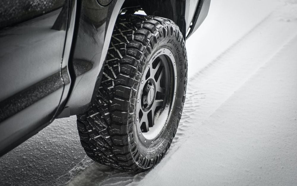 Prepare for winter with the best snow tires.
