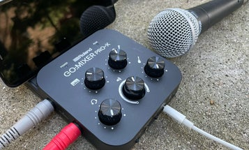 Roland GO:MIXER PRO-X review: A smart solution for smartphone audio streaming
