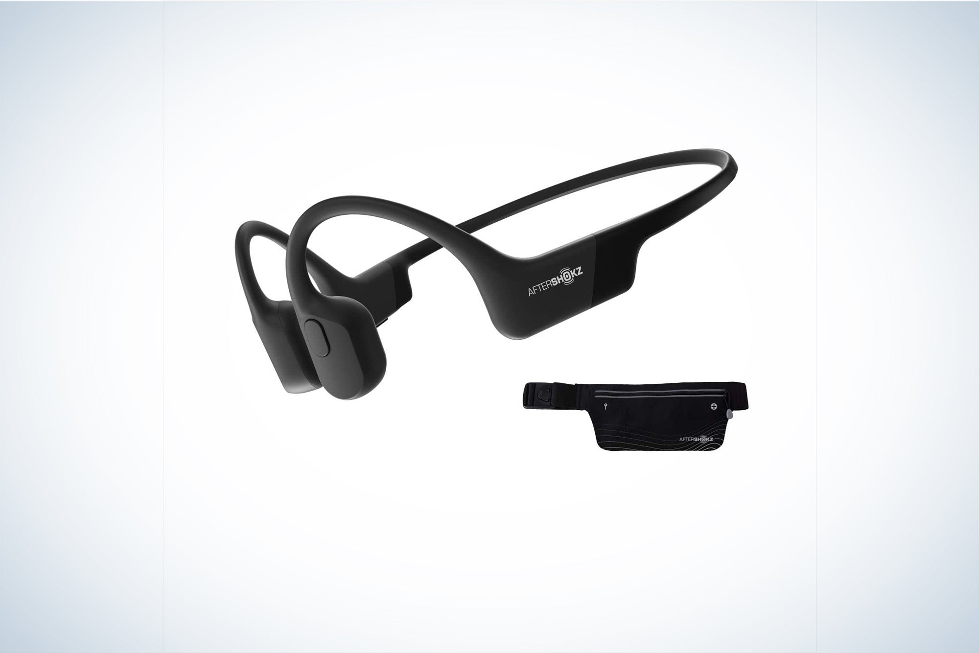 AfterShokz Aeropex are the best bone-conduction headphones.