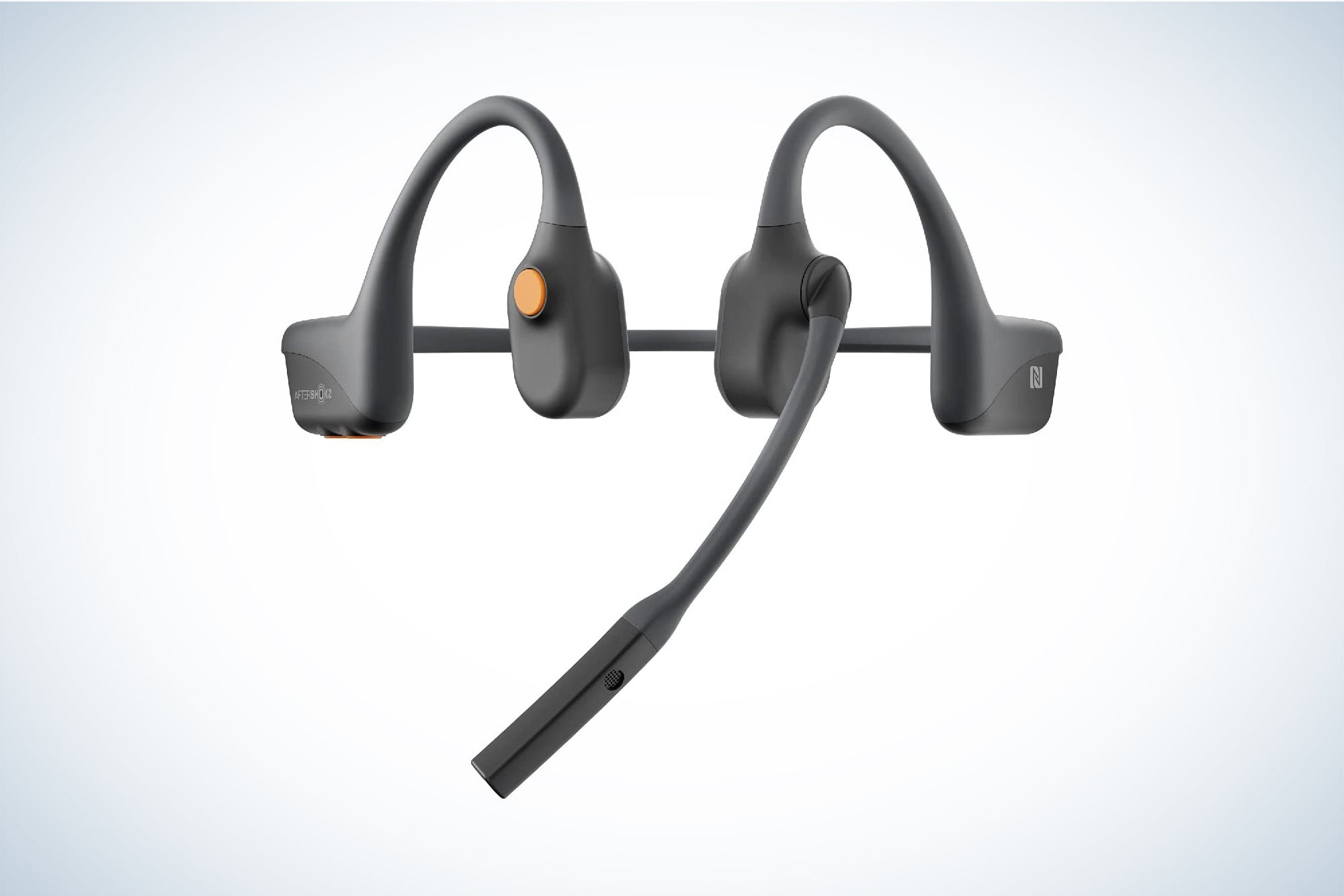 AfterShokz OpenComm are the best bone conduction headphones.