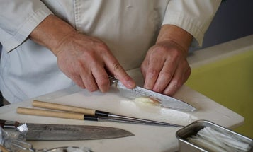 Best chef knife for cutting meat, vegetables, and herbs