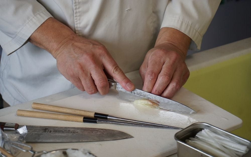Cook with precision with the best chef knife.