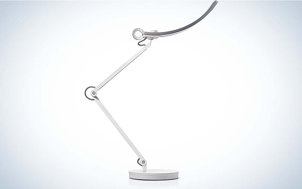The BenQ E-Reading LED Desk Lamp is the best for e-reading.