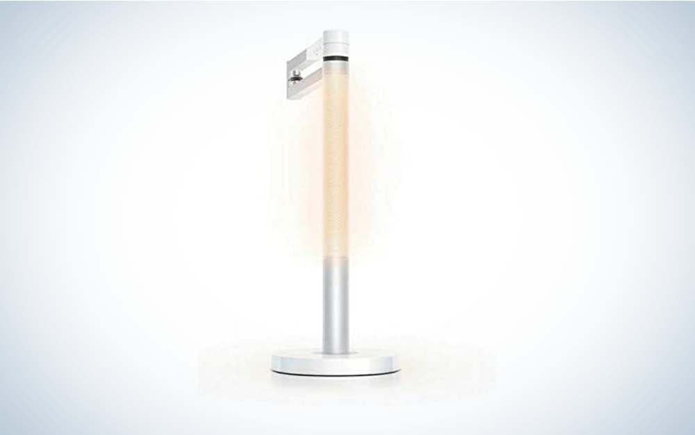 The Dyson Lightcycle Morph Desk Lamp is our premium pick.