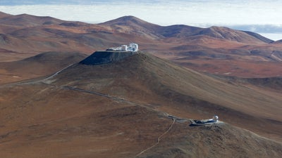 A tiny town on the Tibetan Plateau could be the new global hub for space telescopes