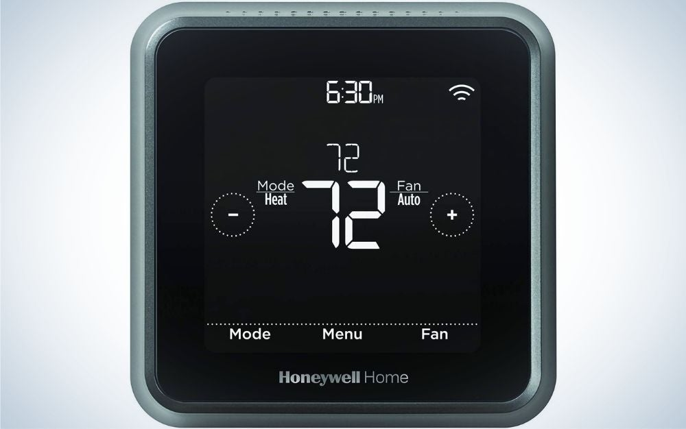 The Honeywell T5+ RCT8612WF is the best smart thermostat if you have an old HVAC.