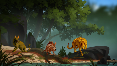 Meet the cat-sized mammals that thrived after the dinosaurs died