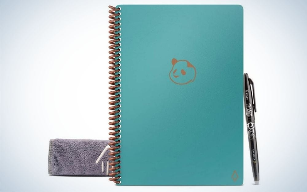 The Rocketbook Panda Daily Planner is the best smart daily planner.