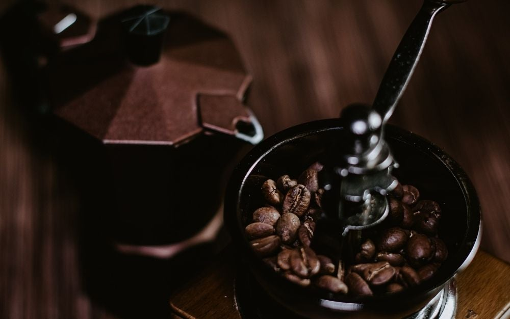 Find the best coffee grinder for you.