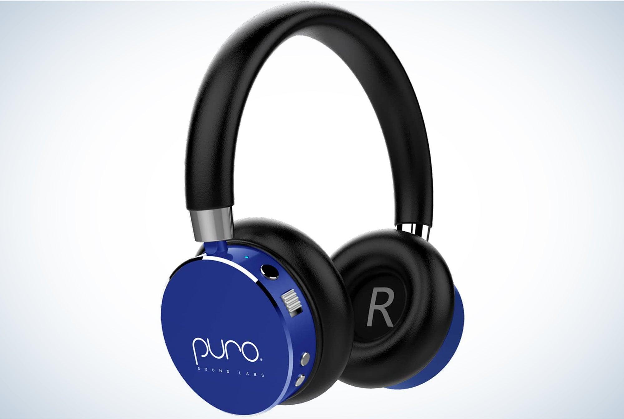 Puro BT2200 are the best kids' headphones.