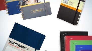 The best notebooks are useful in any setting.