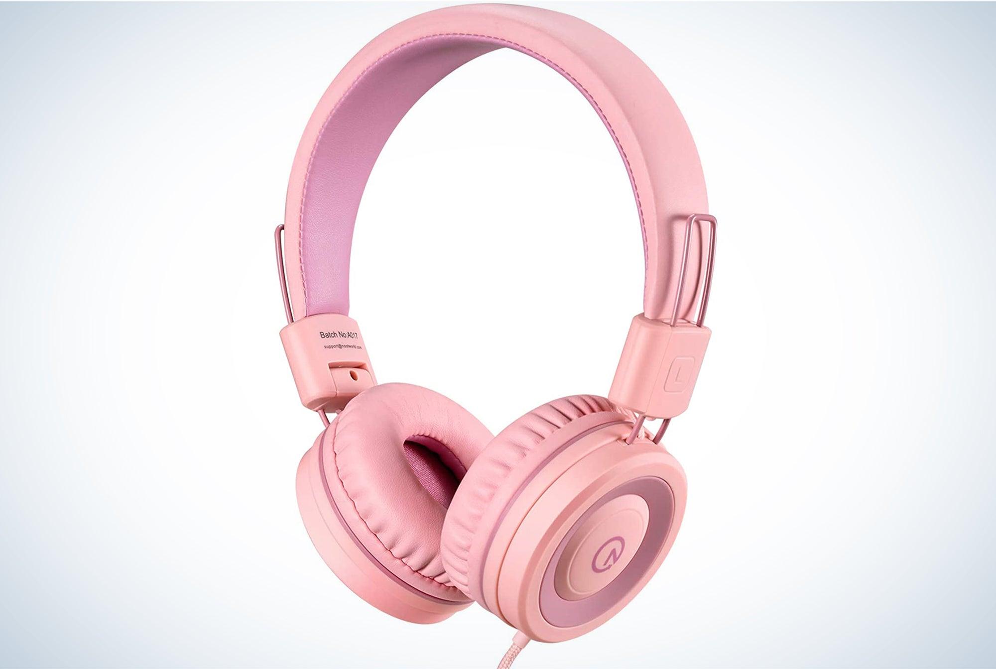 noot K11 foldable headphones are the best kids headphones.