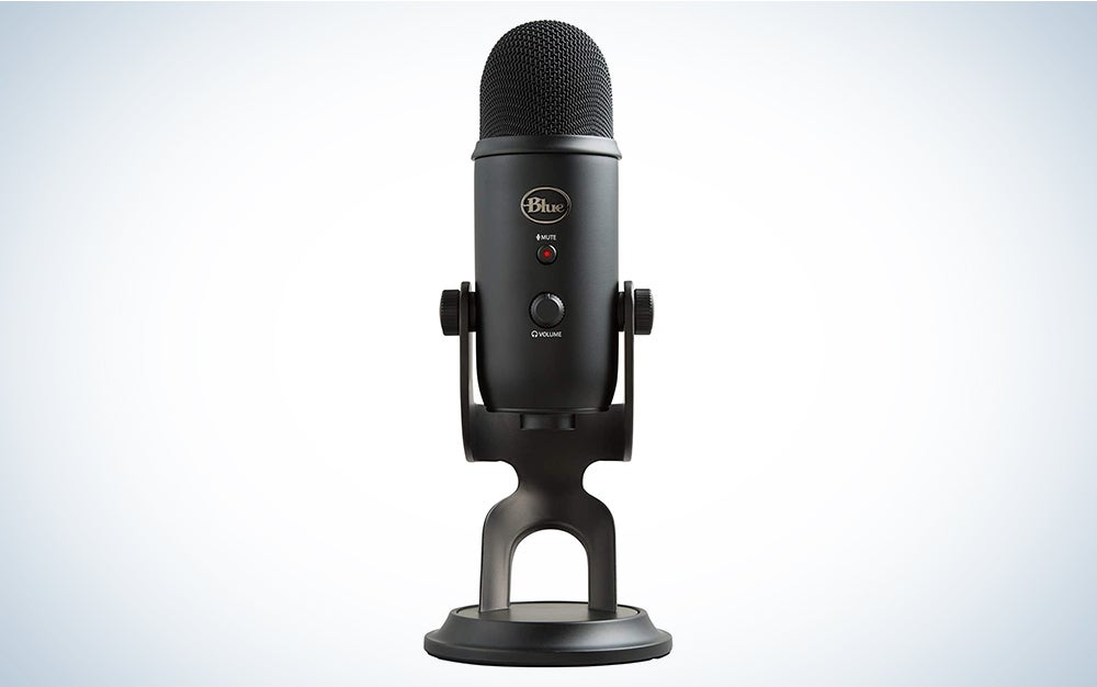 Blue Yeti is the best mic for streaming.