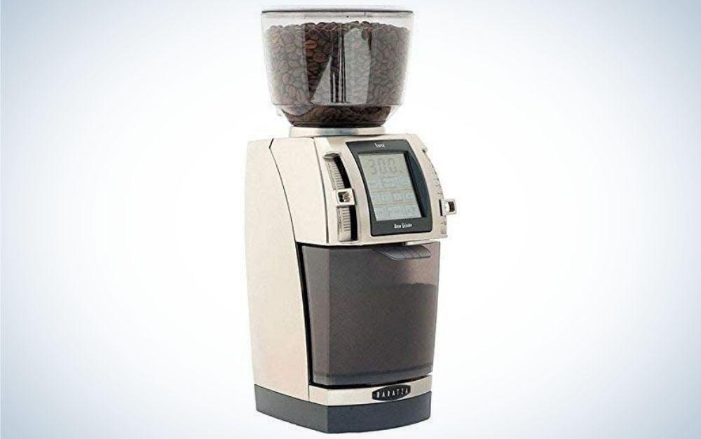 The Baratza Forte BG Brew Grinder is the best coffee grinder.