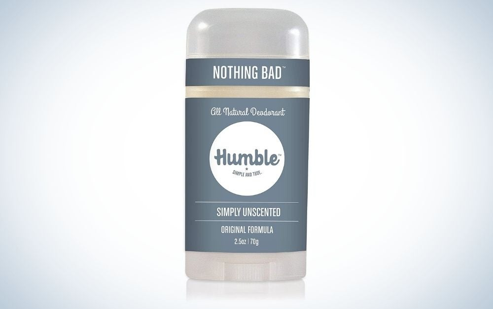 Hume All-Natural Deodorant is the best budget pick.