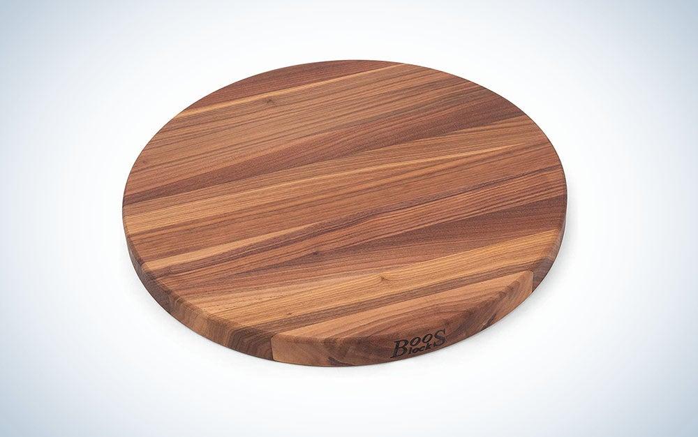 The best wood cutting board is the John Boos board