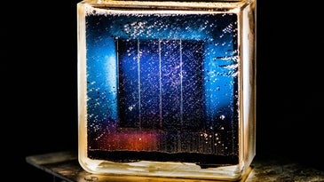 Solar cell for yellow hydrogen energy production