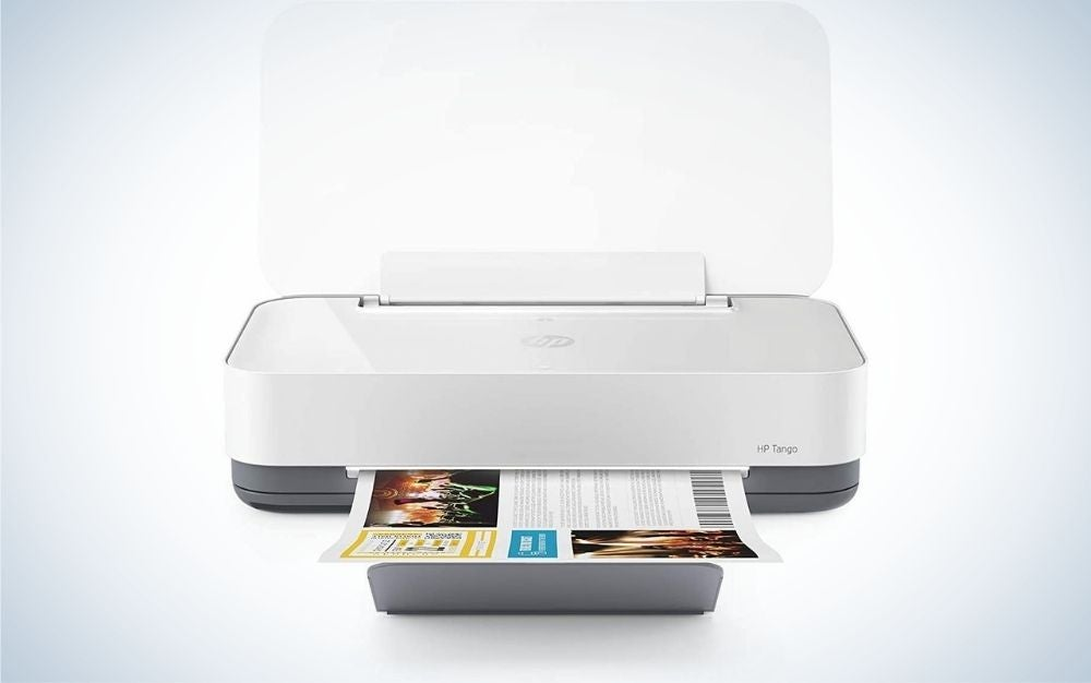 The HP Tango Smart Wireless Printer is the best copy machine.