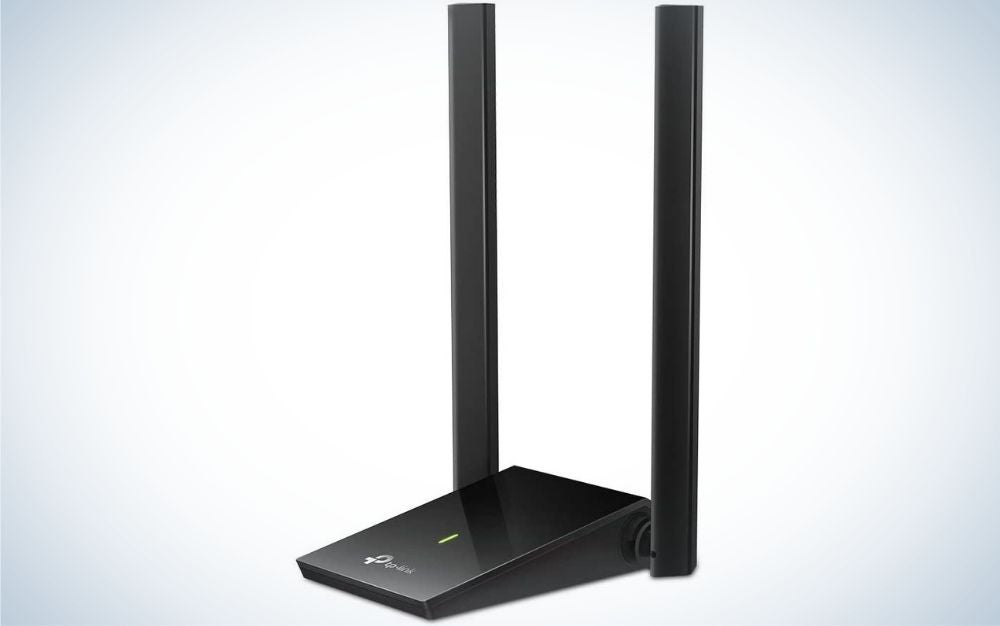 The TP-Link Archer T4U Plus is the best long-range WiFi adapter.