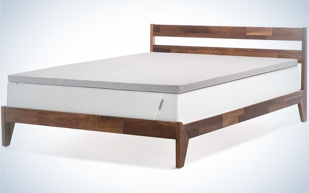Tuft and Needle is our pick for the best mattress topper.
