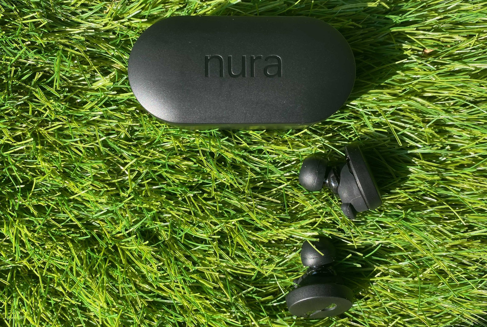 NuraTrue earbuds and case product card