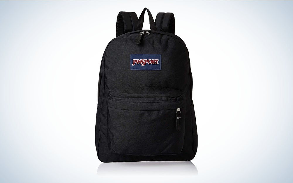 The JanSport SuperBreak One Backpack is the best backpack for middle schoolers.