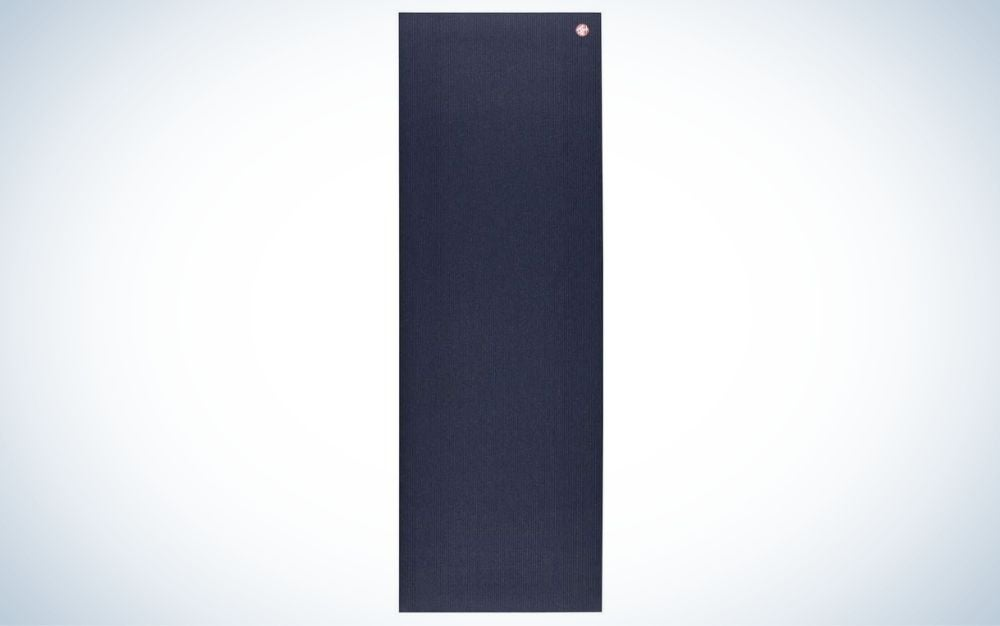 The Manduka PROlite Yoga Mat is one of the best home workout equipment.