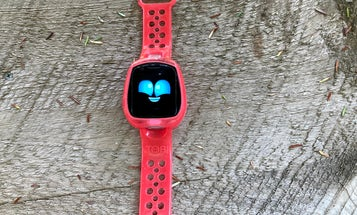 Tobi 2 Robot Smartwatch review: A kids' device that brings its game face