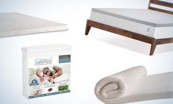 Sleep easy with the best mattress toppers